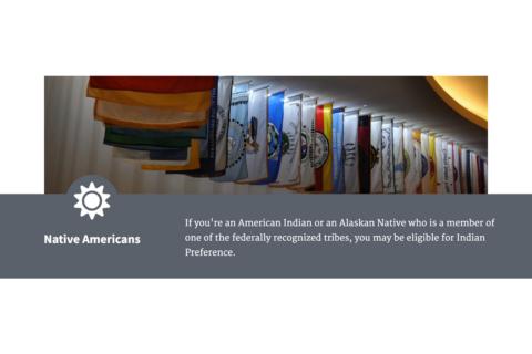 Federal Hiring Pathways: Native Americans