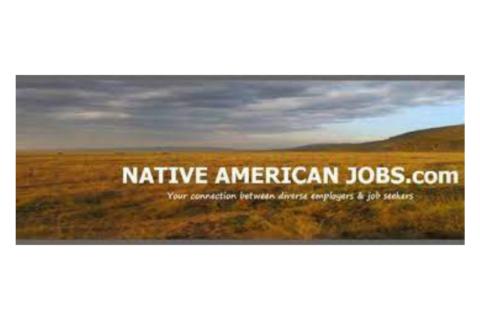 Native American Jobs