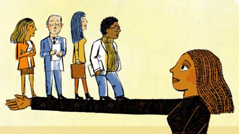 Science careers mentorship article