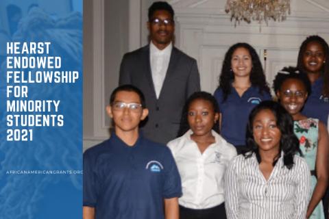 William Randolph Hearst Endowed Fellowship for Minority Students
