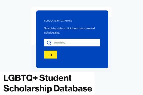 LGBTQ Student Scholarship Database