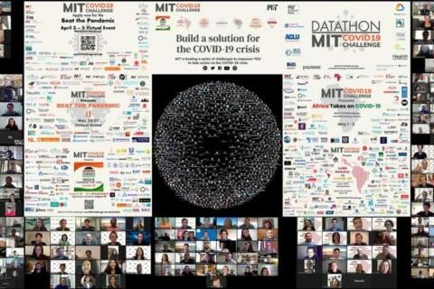 MIT Hacking Medicine hackathon