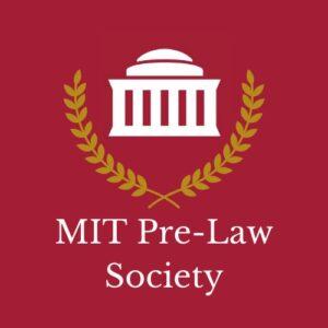 MIT Pre-Law Society Logo