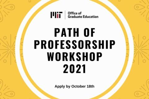 Logo for Path of Professorship Program