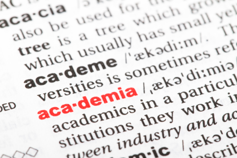 Job Search in Academia