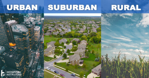 Urban Suburban Rural