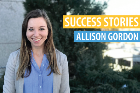 How Allison Gordon Turned a Marriott School Rejection Into an Acceptance thumbnail image
