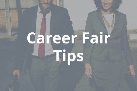 Career Fair Prep Tips