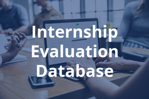 Internship Evaluation Database