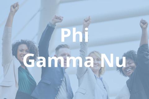 Phi Gamma Nu