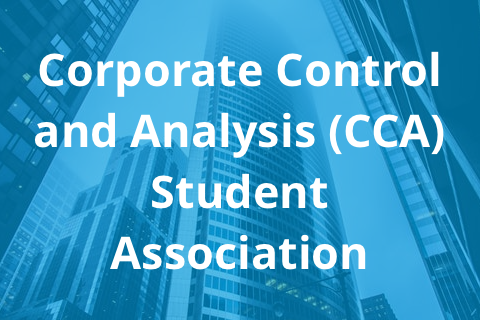 Corporate Control and Analysis (CCA) Student Association