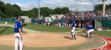 The Cape Cod Baseball League