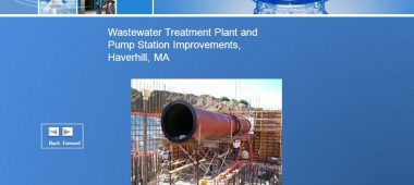 Haverill Wastewater Treatment Plant