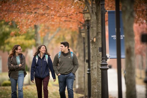 Photography for Merrimack College web site and publications.