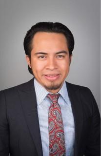 "Headshot of Francisco Javier ""Javi"" Reyes Flores."