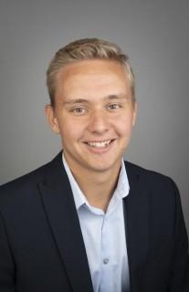 Headshot of Denis Davydov
