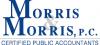 Morris & Morris, P.C. logo