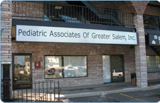 Pediatric Associates of Great Salem Inc.