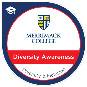 Diversity Awareness Badge
