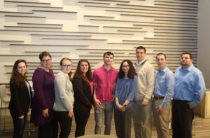 Photo from MSCPA's Next Step Event held at PwC in 2018