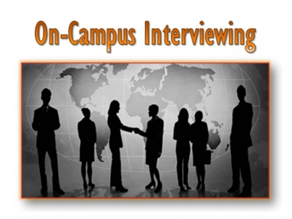 oncampus-interviewing