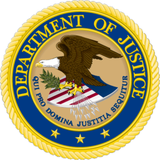 U.S. Department of Justice (Washington D.C.) cover picture