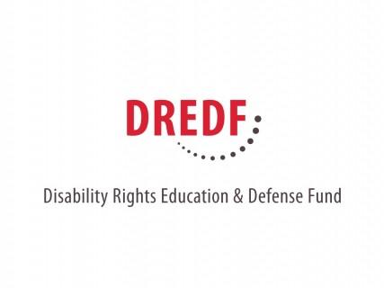 DREDF-Logo