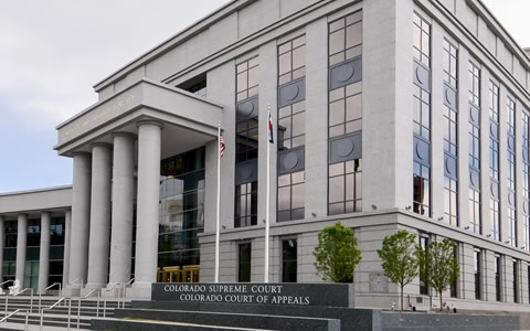 Colorado Court of Appeals and Supreme Court