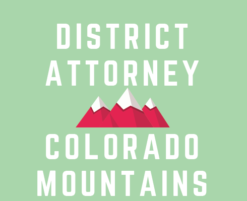 Swell District Attorney Positions Colorado Mountains Career Home Interior And Landscaping Eliaenasavecom