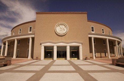 New Mexico Supreme Courthouse