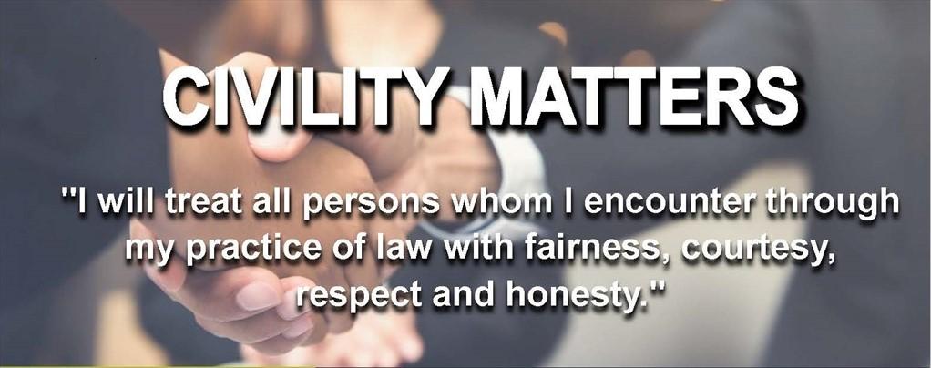 October 14: Civility Matters thumbnail image