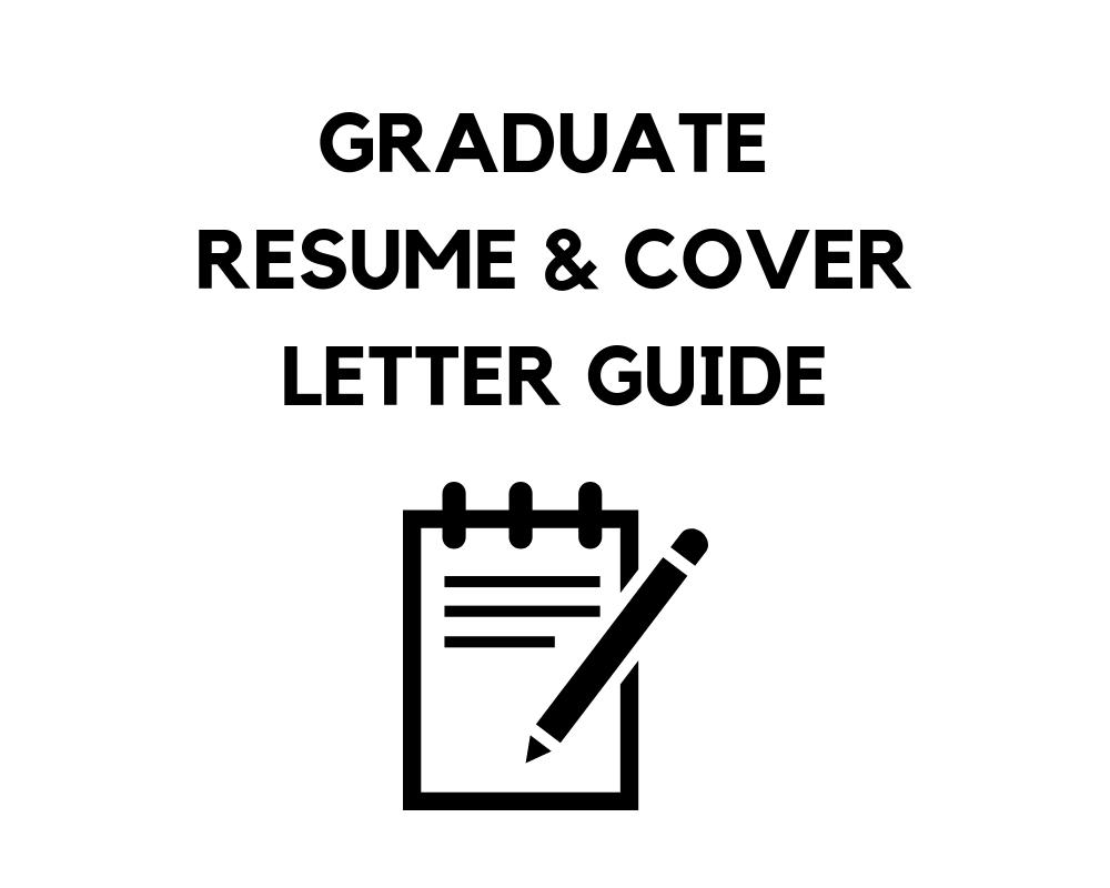 seas graduate resume cover letter guide seascareers seas