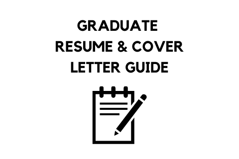 SEAS Graduate Resume & Cover Letter Guide
