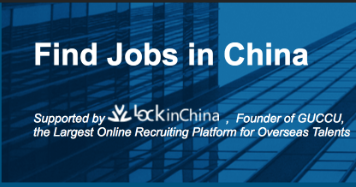 Finding Jobs in China