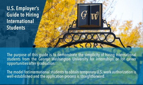 Employer's Guide to Hiring International Students