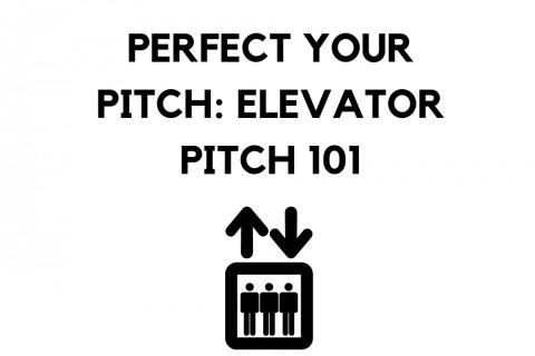 Elevator Pitch 101