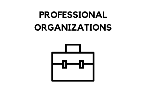 Professional Organizations
