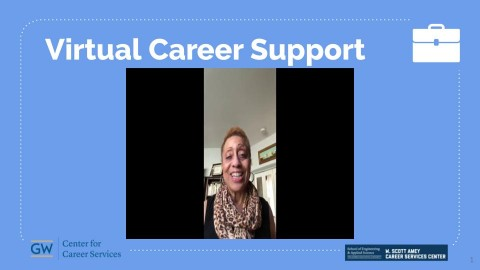 STEM & SEAS Virtual Career Support