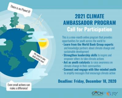 Climate Ambassador