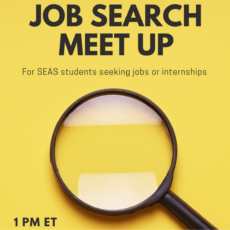 SEAS Job Search Meet Up