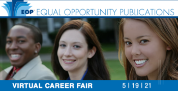 CAREERS & the disABLED Virtual Career Fair - May 19 2021 - for George Washington University