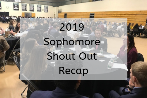 2019 Sophomore Shout Out Recap