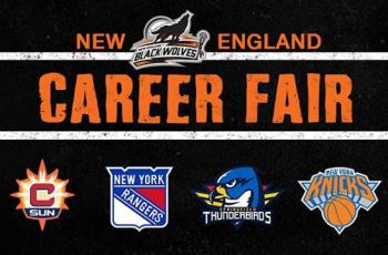 New England Black Wolves & Entertainment Career Fair