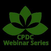CPDC Webinar Series Logo