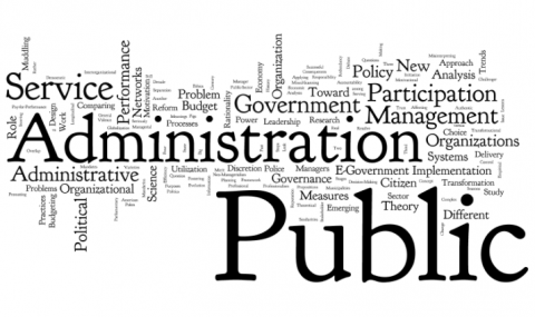 Thesis for masters in public administration