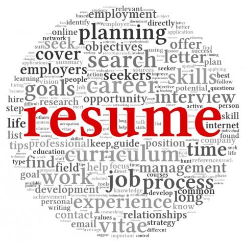 Resume Templates – UTSA Career Center
