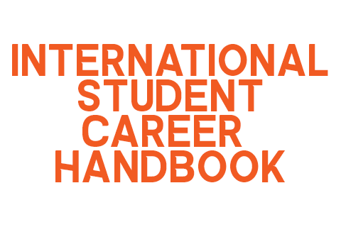 International Student Career Handbook