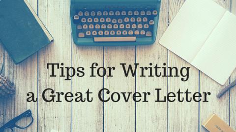 Cover Letters- Tips & Samples – UTSA Career Center