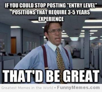 Entry Level TECH jOBS