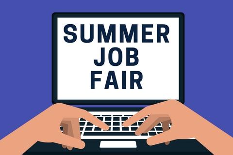 typing summer jobs